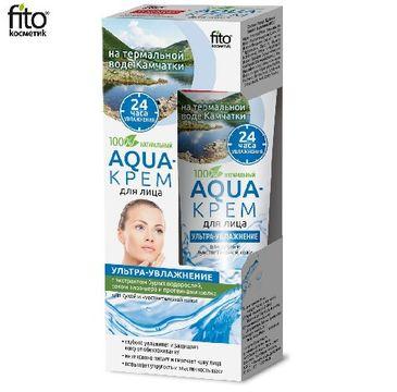 Fitokosmetik Aqua-krem do twarzy Ultra Nawilżenie 45 ml