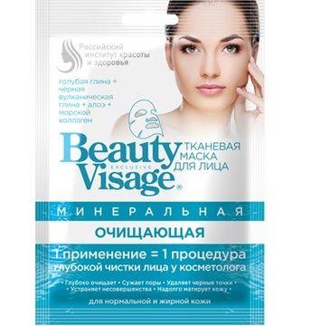 Fitokosmetik Beauty Visage asmeczka na tkaninie Mineralna 25 ml