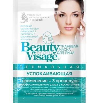 Fitokosmetik Beauty Visage maseczka na tkaninie Termalna 25 ml