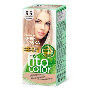 Fitokosmetik Fitocolor farba krem do włosów nr 9.3 perłowy blond (80 ml)