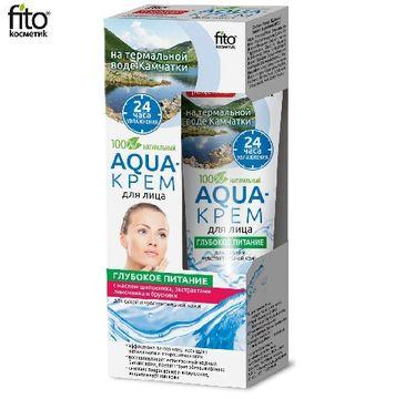 Fitokosmetik głębokie odżywianie aqua-krem do każdego typu cery odżywiający 45 ml