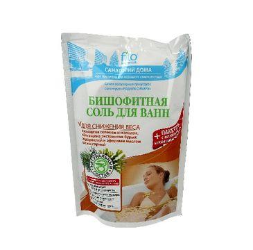Fitokosmetik sól do kąpieli z biszofitem wyszczuplająca 530 g