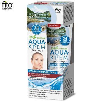 Fitokosmetik Ultra Nawilżenie aqua-krem do każdego typu cery nawilżający 45 ml