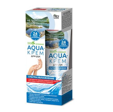 Fitokosmetik Aqua krem do rąk ultra nawilżenie (45 ml)