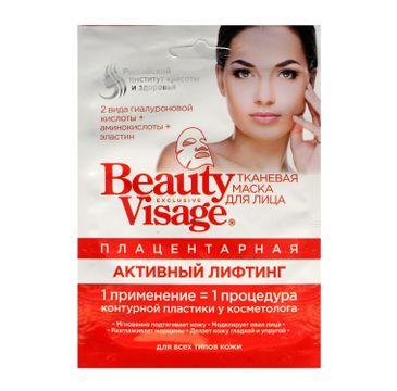Fitokosmetik Beauty Visage maseczka na tkaninie placentowa (25 ml)