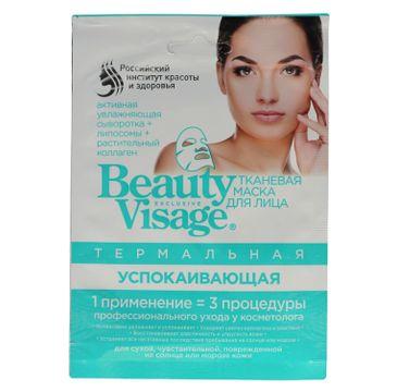 Fitokosmetik Beauty Visage maseczka na tkaninie Termalna (25 ml)