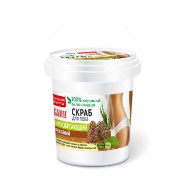 Fitokosmetik Przepisy Ludowe Scrub do ciała ziołowy odmładzający - wiaderko (155 ml)