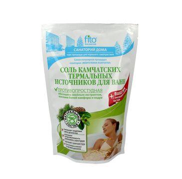 Fitokosmetik sól do kąpieli kamczacka gorące źródła przeciw przeziębieniom (530 g)