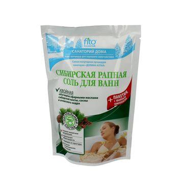 Fitokosmetik sól do kąpieli syberyjska iglasta sosna (530 g)