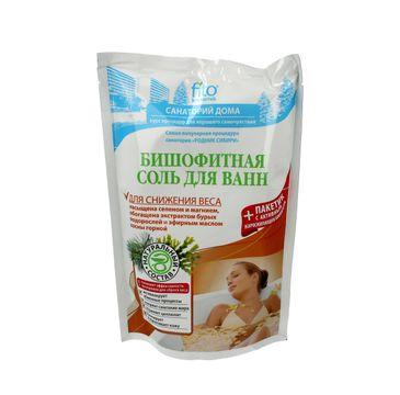 Fitokosmetik sól do kąpieli z biszofitem wyszczuplająca (530 g)