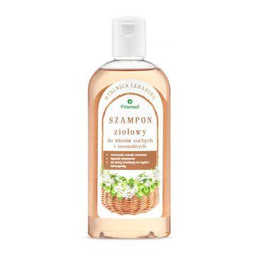 Fitomed Tradycyjny szampon ziołowy do włosów suchych i normalnych Mydlnica Lekarska (250 g)