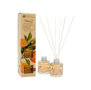 Flor De Mayo – Botanical Essence olejek aromatyczny z patyczkami Cynamon z Pomarańczą (2 x 50 ml)