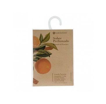 Flor De Mayo Botanical Essence saszetka zapachowa Cynamon & Pomarańcza 100ml