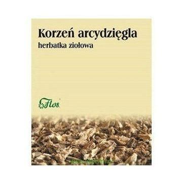 Flos Herbatka ziołowa Korzeń Arcydzięgla 50g