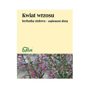 Flos Herbatka ziołowa Kwiat Wrzosu suplement diety 50g