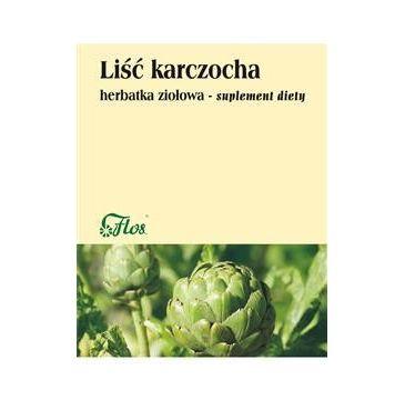 Flos Herbatka ziołowa Liść Karczocha suplement diety 50g