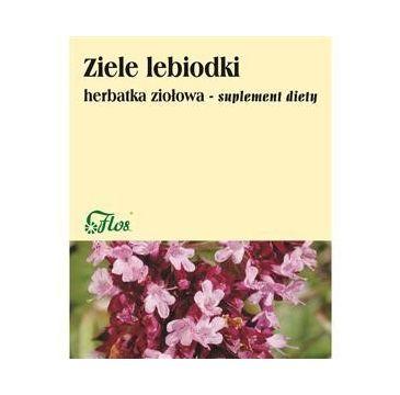 Flos Herbatka ziołowa Ziele Lebiodki suplement diety 50g