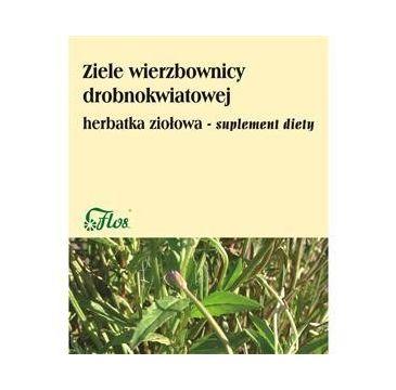 Flos Herbatka Ziołowa ziele wierzbownicy drobnokwiatowej suplement diety 50g