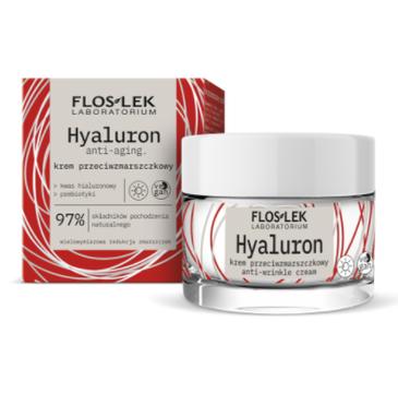 Floslek Hyaluron Przeciwzmarszczkowy krem na dzień (50 ml)