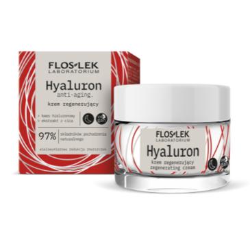 Floslek Hyaluron Krem regenerujący na noc (50 ml)