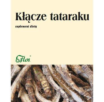 Flos Kłącze Tataraku suplement diety 50g
