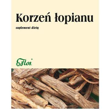 Flos Korzeń Łopianu suplement diety 50g