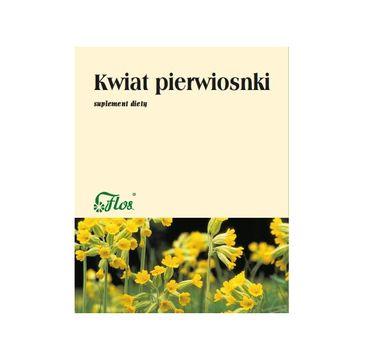 Flos Kwiat Pierwiosnki suplement diety 50g
