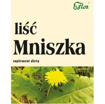 Flos Liść Mniszka suplement diety 50g