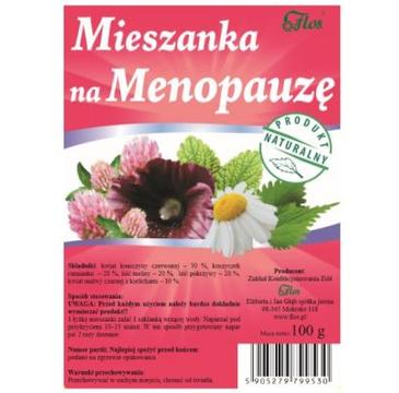 Flos mieszanka na menopauzę (100 g)