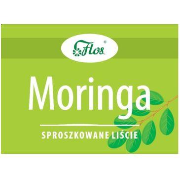 Flos Moringa Sproszkowane Liście 100g