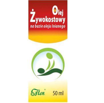 Flos Olej Żywokostowy 50ml