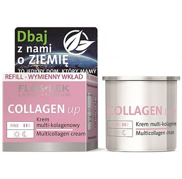 Floslek – Collagen Up Krem 60+ dzień/noc (50 ml)
