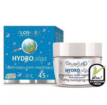 Floslek Hydro Alga 45+ Ujędrniający krem nawilżający na dzień i noc 50 ml