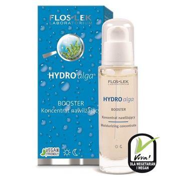 Floslek Hydro Alga Booster koncentrat nawilżający na dzień i noc 30 ml