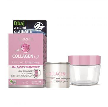 Floslek – Krem do twarzy nutri-kolagen redukujący zmarszczki (50 ml)