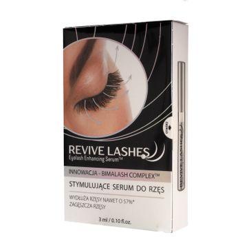 Floslek Revive Lashes serum stymulujące wzrost do rzęs 3 ml