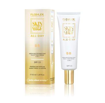 Floslek Skin Care Expert All Day Krem multifunkcyjny BB 5w1 do twarzy 50 ml