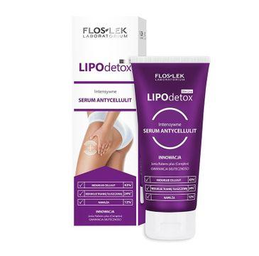 Floslek Slim Line Lipo Detox intensywne serum do ciała antycellulitowe 200 ml