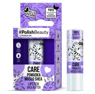 Floslek Vege Lip Care CARE Pomadka masło Shea (1 szt.)