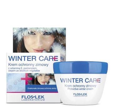 Floslek Winter Care krem do każdego typu cery ochronny 50 ml