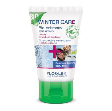 Floslek Winter Care krem do każdego typu cery ochronny na zimę 50 ml