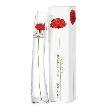 Flower By Kenzo woda toaletowa spray z możliwością napełnienia (50 ml )