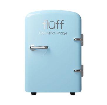 Fluff Cosmetics Fridge lodówka kosmetyczna Niebieska (1 szt.)
