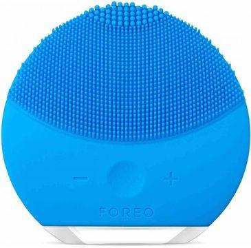 Foreo Luna Mini 2 szczoteczka soniczna do oczyszczania twarzy Aquamarine (1 szt.)