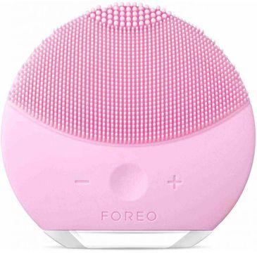 Foreo Luna Mini 2 szczoteczka soniczna do oczyszczania twarzy Pearl Pink (1 szt.)