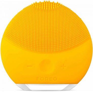 Foreo Luna Mini 2 szczoteczka soniczna do oczyszczania twarzy Sunflower Yellow (1 szt.)