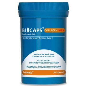 Formeds Bicaps Collagen Max suplement diety 60 kapsułek