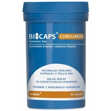 Formeds Bicaps Curcumin suplement diety 60 kapsułek