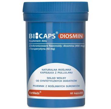 Formeds Bicaps F-Diosmin zmikronizowane flawonoidy suplement diety 60 kapsułek