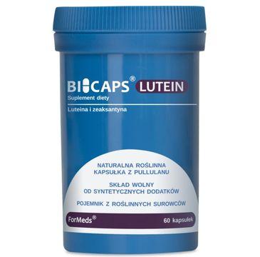 Formeds Bicaps Lutein suplement diety 60 kapsułek